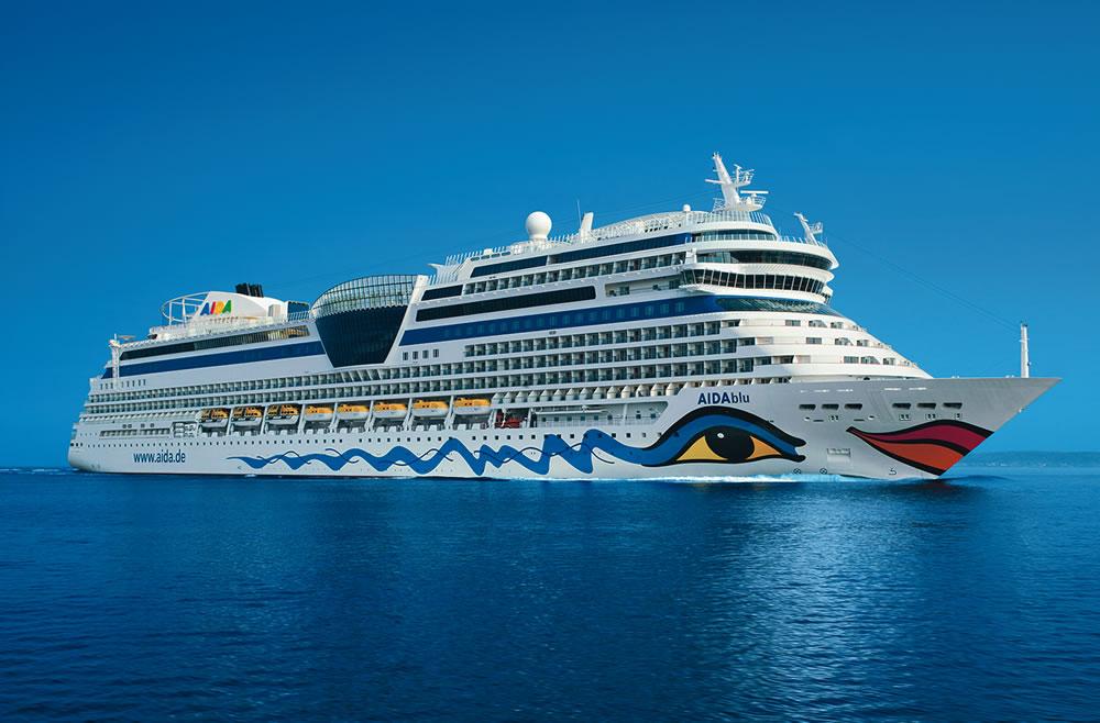 Kreuzfahrt Adria Ab Venedig Ab 985 Schiff Aidablu