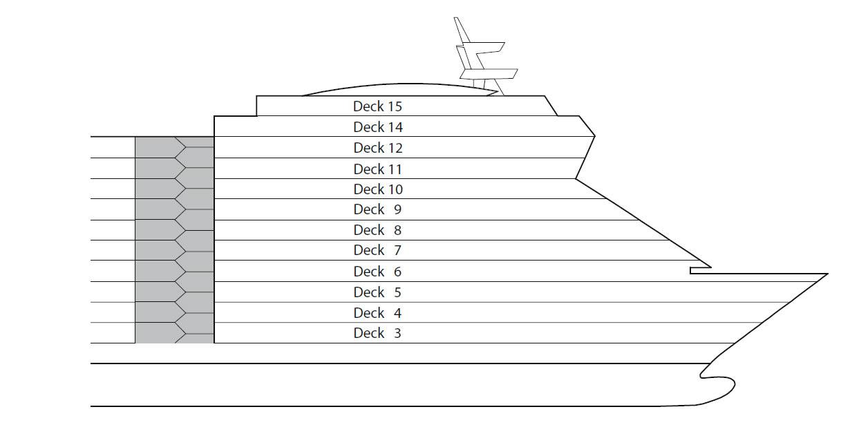 Kategorien Und Kabinen Des Schiffs Aidasol Aida Logitravel De