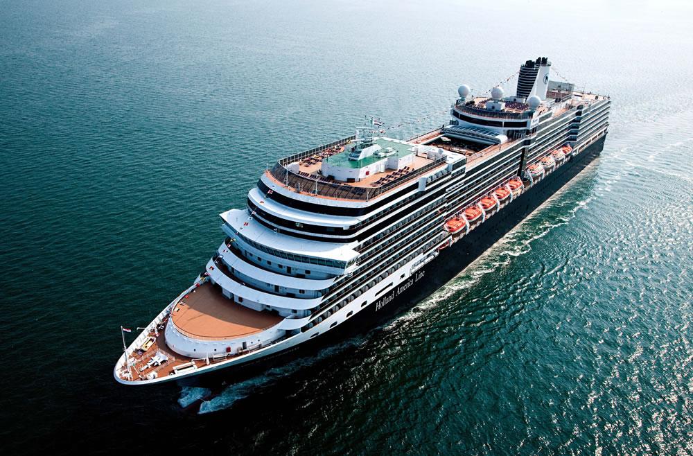 Eurodam deck plan