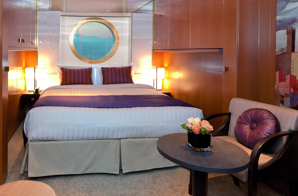 Deck Amsterdam Vom Schiff Costa Neoromantica Costa