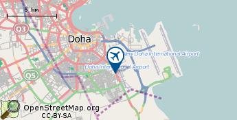 Flughafen von Doha
