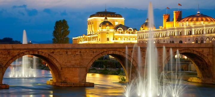 Der beste Preis ab Düsseldorf nach Skopje