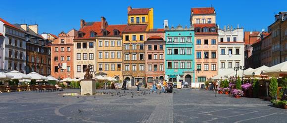 Hotels in Warschau