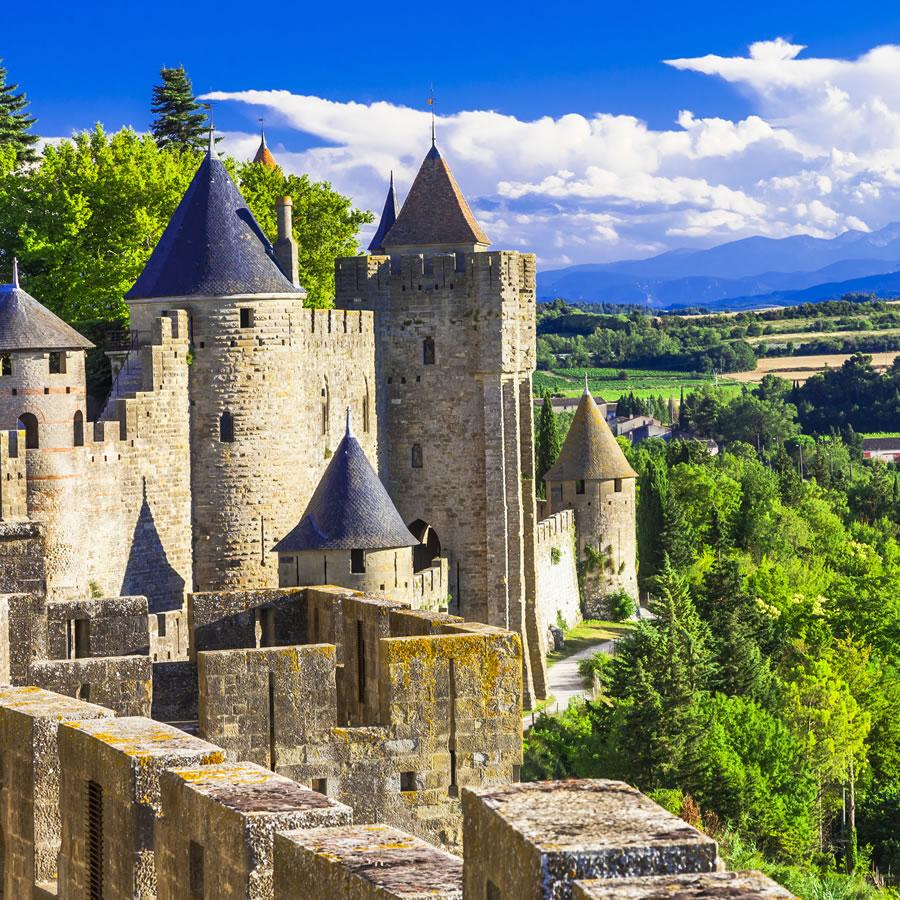 Frankreich Route durch das Land der Katharer ab 20 €. Die ...