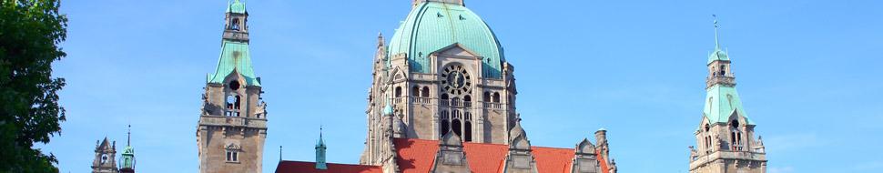 Reiseführer  Hannover