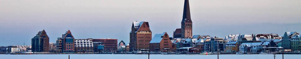 Eine typisch norddeutsche Hansestadt