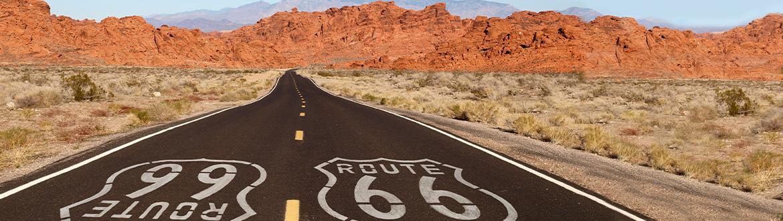 USA: Route 66, von Chicago nach Los Angeles, auf eigene faust im ...
