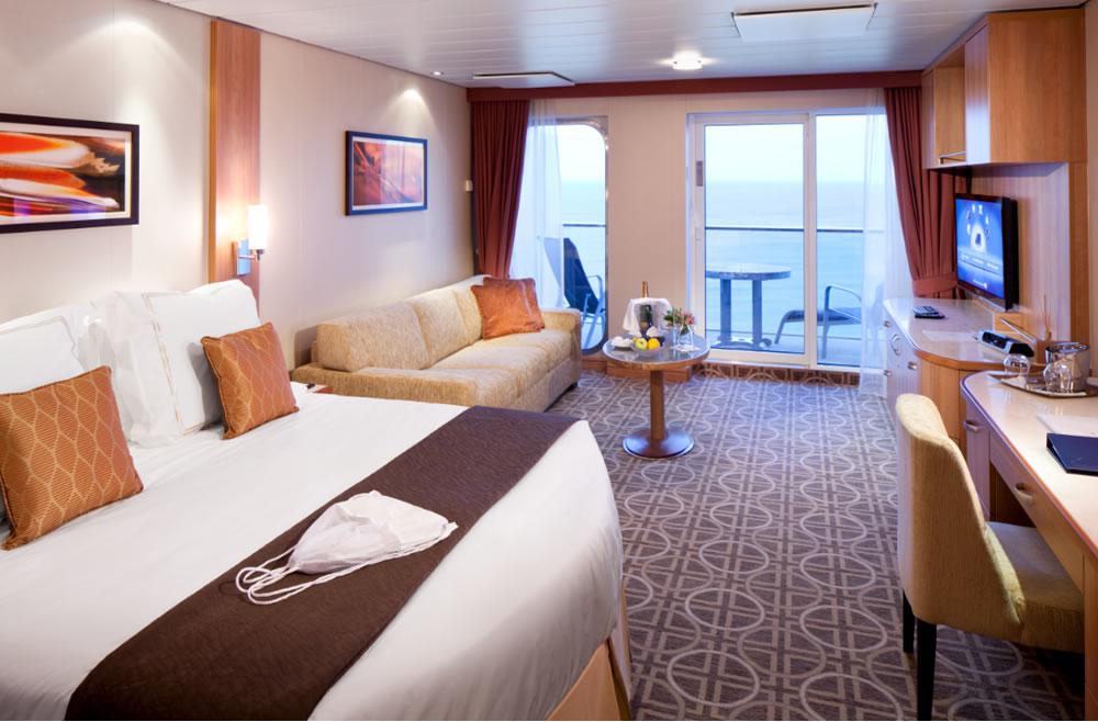 Celebrity cruises equinox aqua class