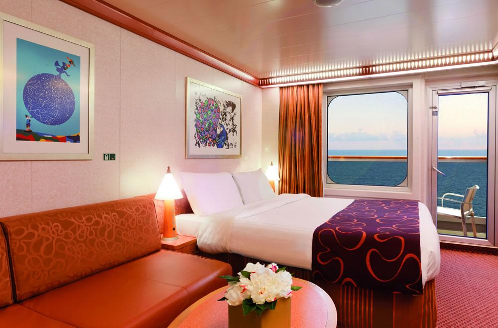 Kategorien und Kabinen des Schiffs Costa Fascinosa, Costa ...