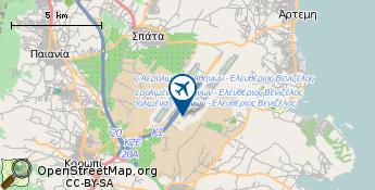 Flughafen von Athen