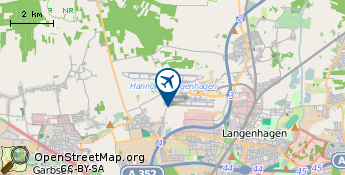 Flughafen von Hannover