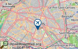 Flughafen von París