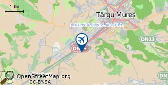 Flughafen von Tirgu Mures