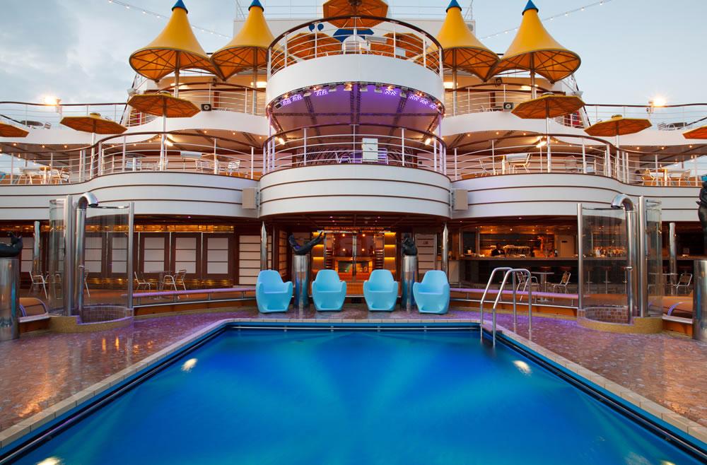 Reiserouten und preise costa fascinosa costa kreuzfahrten - Costa luminosa piscine ...