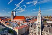 Flüge Frankfurt München , FRA - MUC