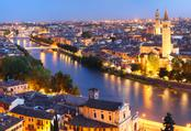 Flüge Frankfurt Verona , FRA - VRN