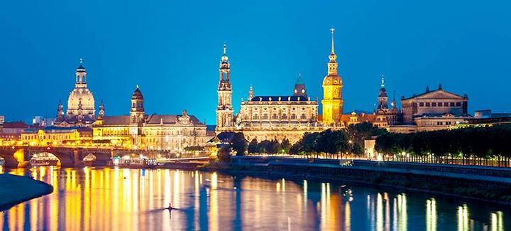 Der beste Preis ab Frankfurt nach Dresden