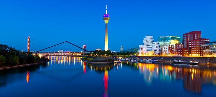 Der beste Preis ab Frankfurt nach Düsseldorf