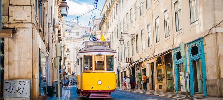Der beste Preis nach Lissabon