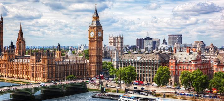 Der beste Preis nach London