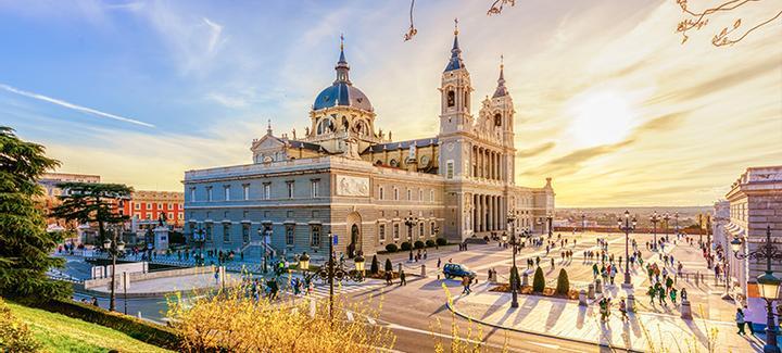 Der beste Preis nach Madrid
