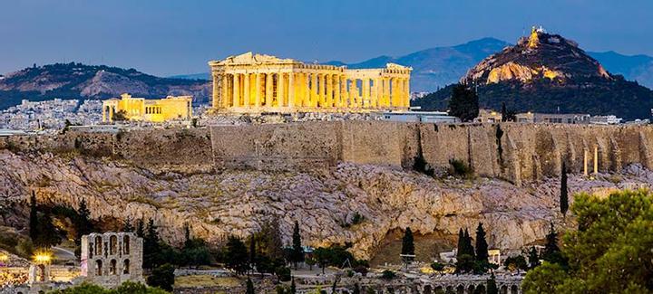 Der beste Preis ab Frankfurt nach Athen