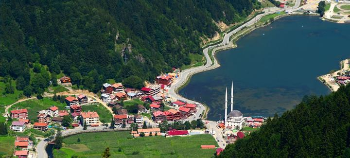 Der beste Preis ab Nürnberg nach Trabzon