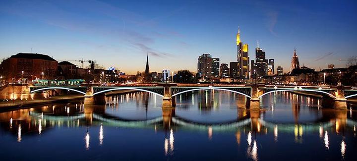 Der beste Preis nach Frankfurt