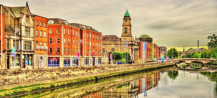 Der beste Preis nach Dublín