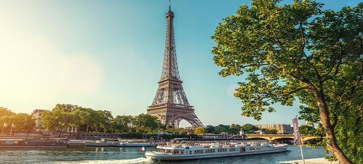 Der beste Preis ab Frankfurt nach París