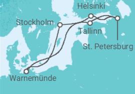 Kreuzfahrt ostsee schiff aidamar aida for Urlaub ostsee warnemunde