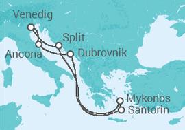 Billig Kreuzfahrten Mittelmeer