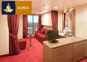 Kategorie S3   Suite Aurea S3