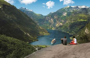 Norwegische Fjorde 8 Tage ab 699 €