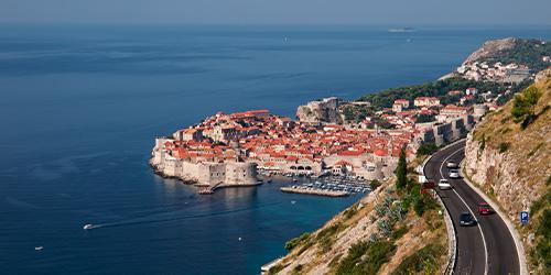 Adria Route Von Zagreb Nach Dubrovnik Die Schonsten Rundreisen Zum Besten Preis Von Logitravel