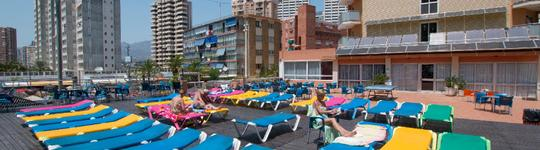 Hotels In Benidorm Angebote In Logitravel