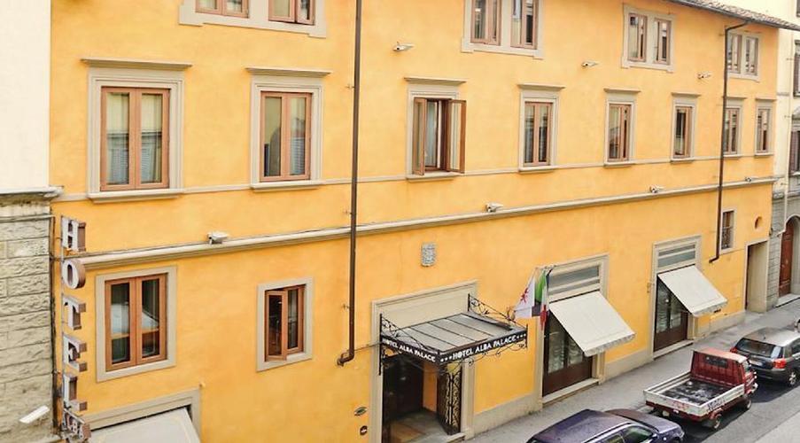 Alba Palace Hotel Florenz Ab 67 Logitravel
