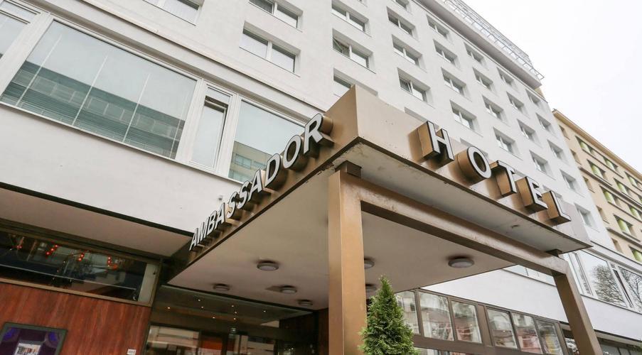 Sorat Hotel Ambassador Berlin Berlin Ab 54 Logitravel
