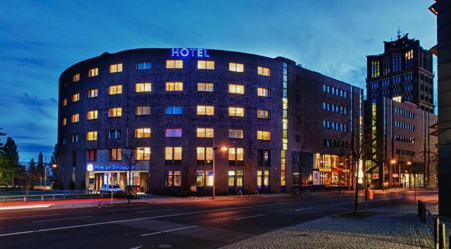 Hotel Am Borsigturm Berlin Ab 72 Logitravel