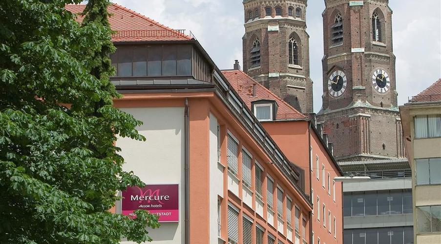 Mercure Hotel Munchen Altstadt Munchen Ab 90 Logitravel