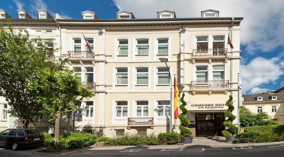 Comfort Hotel Bad Homburg Oberursel Ab 62 Logitravel