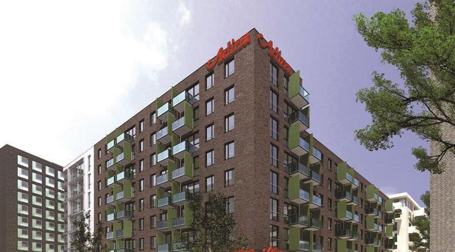 Adina Apartment Hotel Hamburg Michel Hamburg Ab 91